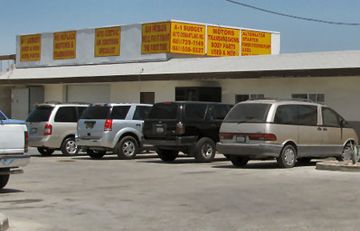 A 1 Auto Mechanic Antelope Valley Ca