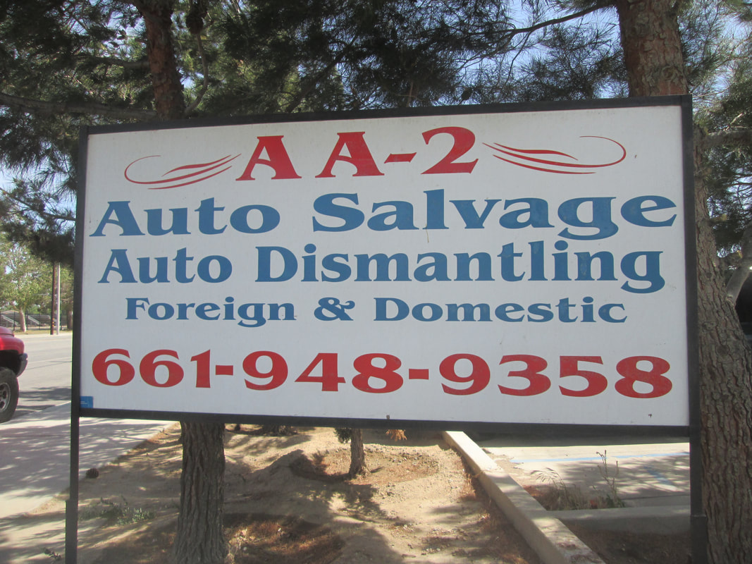 Lancaster auto mechanic salvage yard